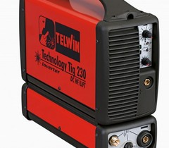 Telwin Technology TIG 230 DC – HF/LIFT