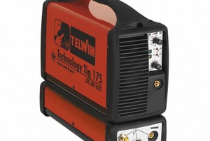 Telwin Technology TIG 175 DC – HF/LIFT