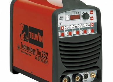 Telwin Technology TIG 232 AC/DC - HF/LIFT