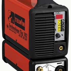 Telwin Technology TIG 182 AC/DC - HF/LIFT
